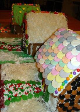 Gingerbread House Idea 2