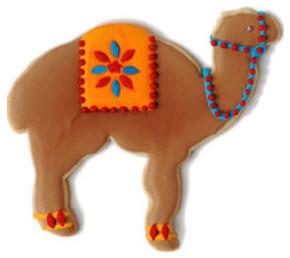 camel cookie