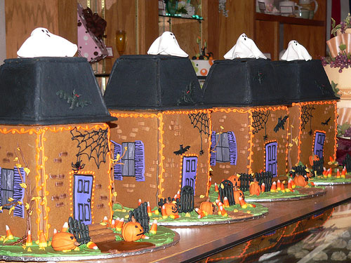 Gingerbread House Idea 3