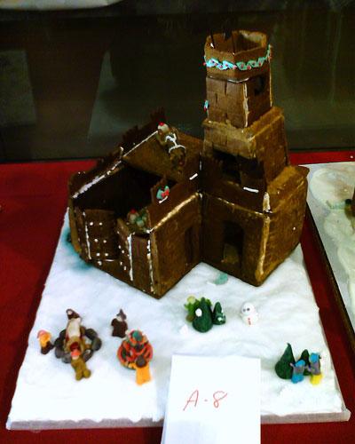 Gingerbread Alamo