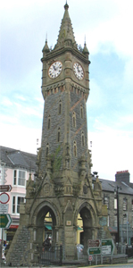 Machynlleth Clock Tower