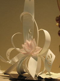 pastillage showpiece