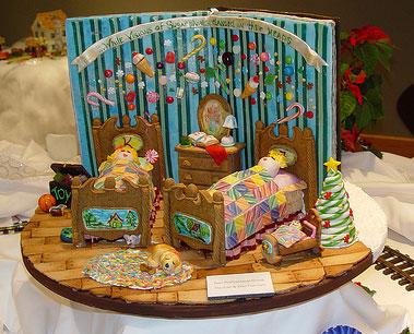 Gingerbread House Idea 3