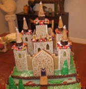 Design patterns for a gingerbread house