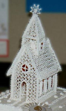 royal icing church