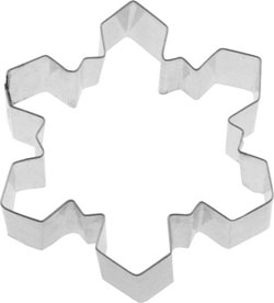 Snowflake Cookie Cutter