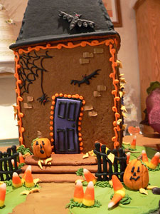 Gingerbread CobblestoneHouse