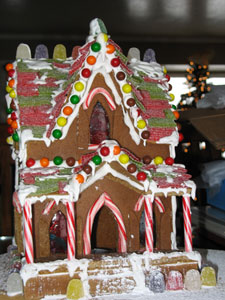 victorian gingerbread house pattern