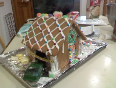 Drunk driving even affects the gingerbread community.