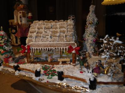 Gingerbread House Blog