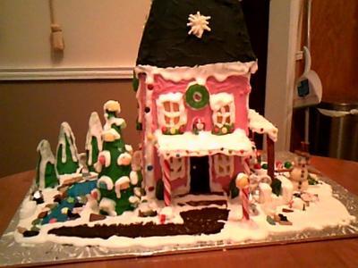 City House Christmas 2011