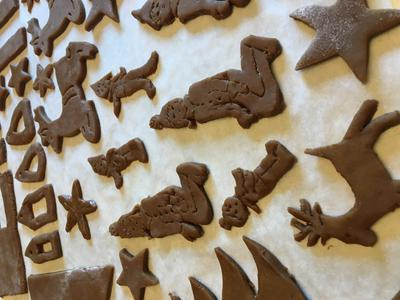 Gingerbread Cut Outs