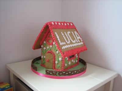 gingerbread by rosa