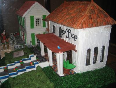 Gingerbread Manor