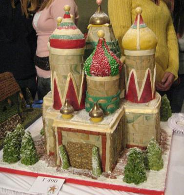 Gingerbread Contest Winner