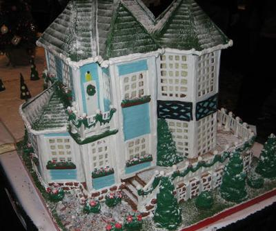Gingerbread Competition Entry