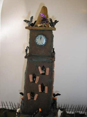 Haunted Clock Tower