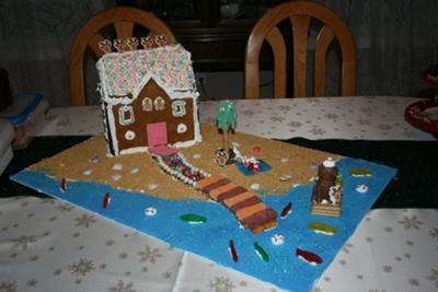 Santa's Beach House