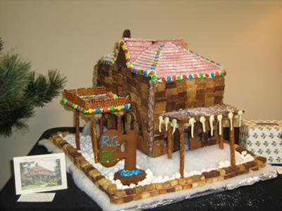 Gingerbread B&B