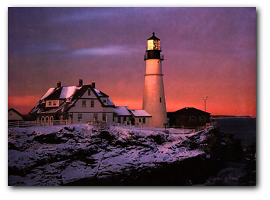 The Portland Headlight