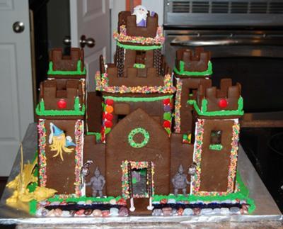 The final castle!