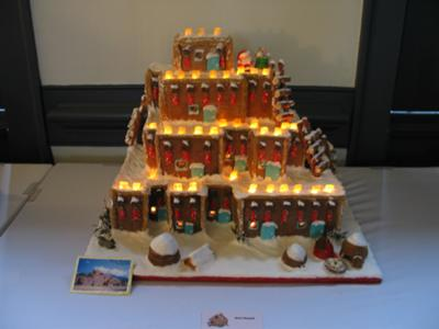 Taos Pueblo 2004 / second place at Darnall's Chance House Museum
