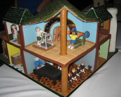 12 Days of Christmas in Gingerbread