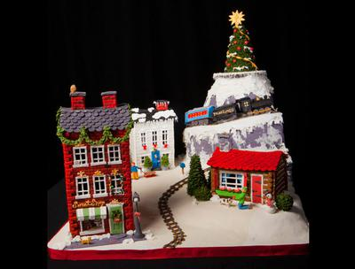 Grove Park Inn Gingerbread