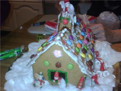 the Nevills house MERRY CHRISTMAS