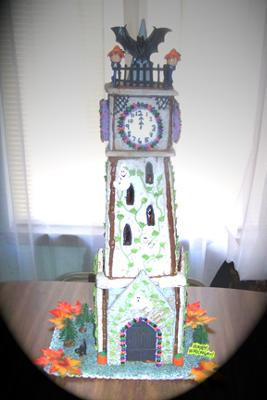 Clock Tower Pattern