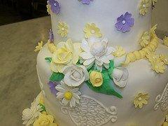 Fondant and Gum Paste Cake Decorations