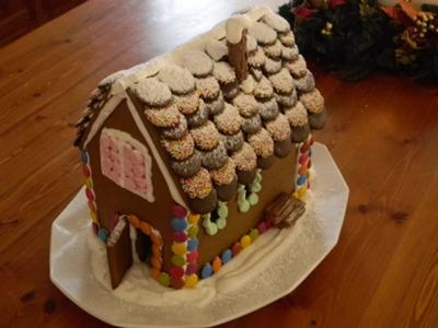 My First Gingerbread Christmas