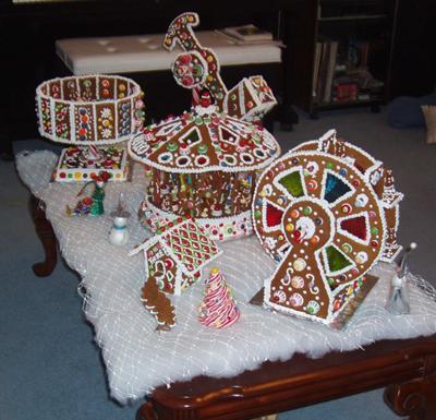 Gingerbread Carnival