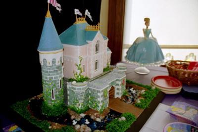 Kristina's Castle side