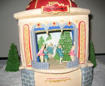 Gingerbread Nutcracker Ballet