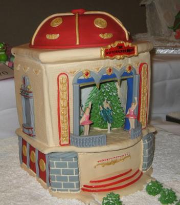Gingerbread Nutcracker Ballet Theater