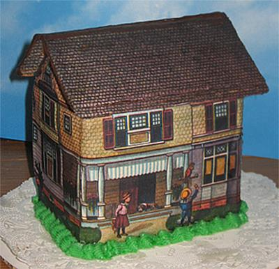 Tea Party House