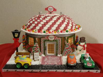 The Peppermint Diner